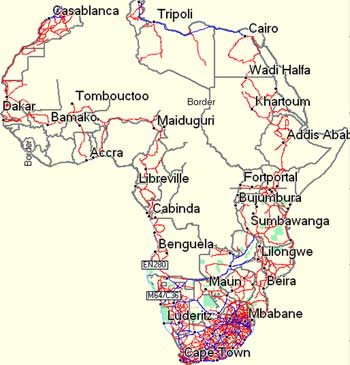 Tracks 4 Africa partner con Sahara.it per mappare meglio Nord Africa thumbnail