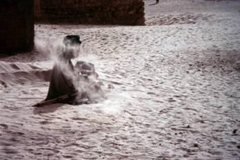 Tempesta di Sabbia By Marino Zecchini