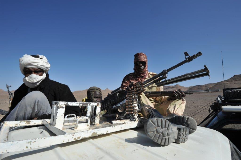 soldati Tchad