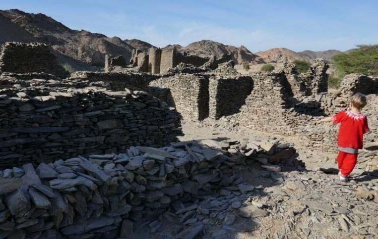 le rovine di berenice