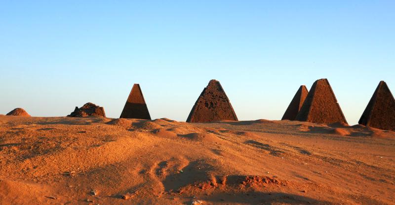 piramidi a karima